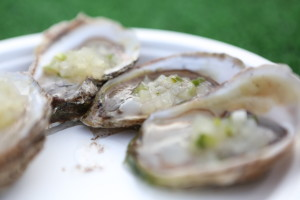 Splendido Oysters