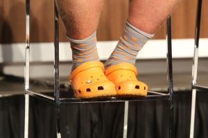 Batali Crocs