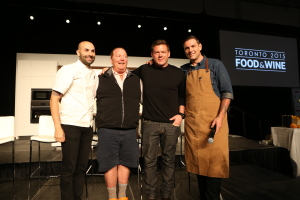 Delicious Food Show Chefs