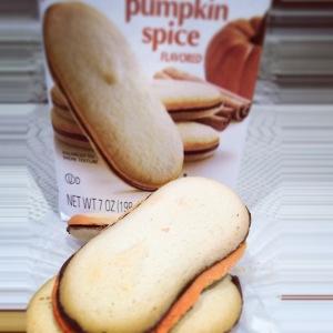 Pumpkin Spice Milanos