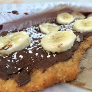 Chocolate Banana BeaverTail