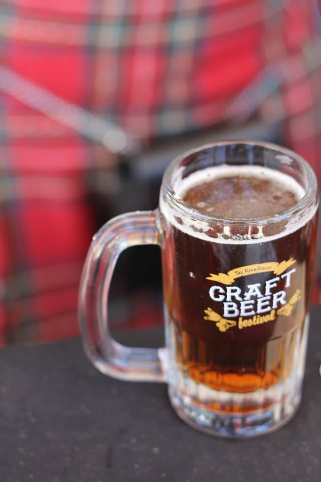 The roundhouse craft beer festival fast track to summer for Craft beer and food