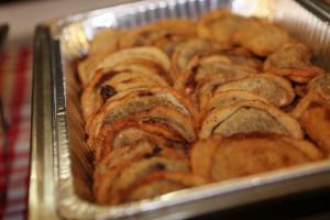 Nutella Panzerottini